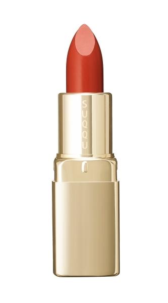 SUQQU晶采唇膏(15週年限定#102煉瓦橙) 1.5g,NT1,350