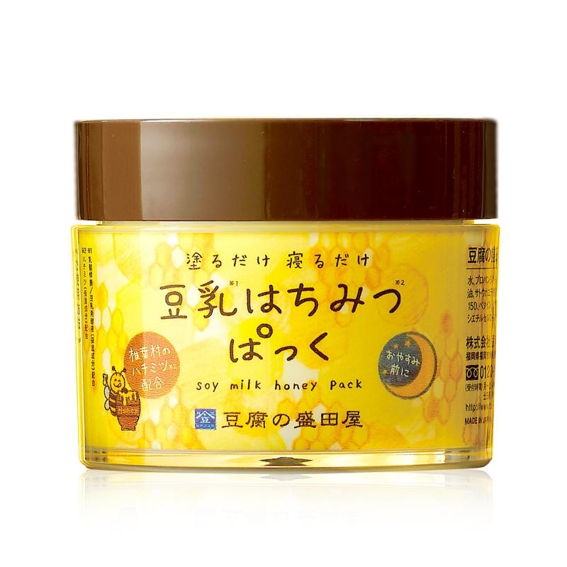 豆腐の盛田屋 蜂蜜豆乳全效保濕凍膜50g,NT1,350