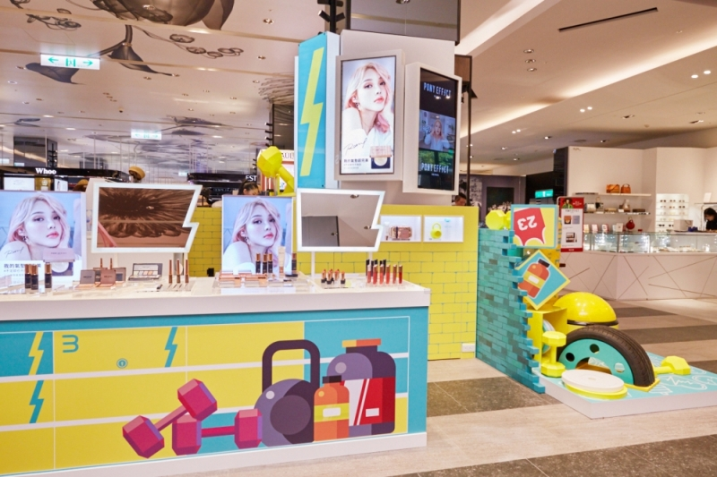 PONY EFFECT台北信義三越A11概念店