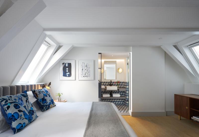 Kimpton De Witt Amsterdam The Little House (荷蘭阿姆斯特丹)