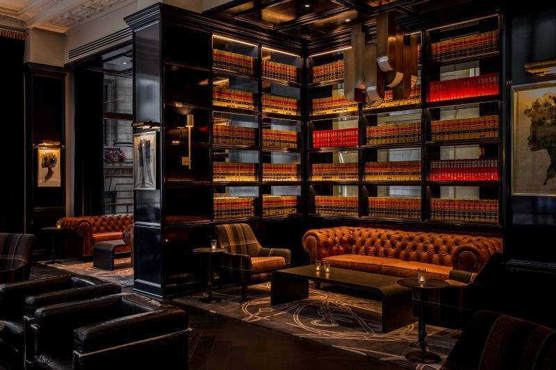 Vol.39酒吧by Kimpton Gray Hotel (芝加哥)