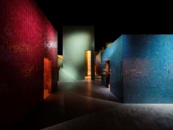 不報到不行!  愛馬仕「空間之間」全球首展在台北  十月啟動色彩藝術美學新篇章