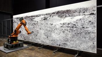 當機器人化身藝術家?2018台北數位藝術節,展現科技藝術的無限可能!