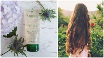 挽救落髮必囤!RF荷那法蕊人氣推爆「三項森髮系列」推出全新髮浴,從洗頭養出豐盈髮