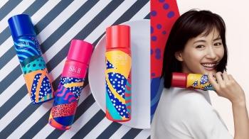 現在專櫃品牌設計是在比猛的嗎?這瓶經典保養神品新包裝太美,乍看還以為是哪來的藝術品吶!