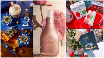【2018聖誕彩妝Part2】不能忽略保養品牌!我們愛的Kiehl's、歐舒丹、Jurlique推出的聖誕系列也必須趁機入手