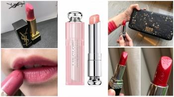 【2018聖誕彩妝Part3】美到每一樣都想擁有!Dior幸運心願口紅珠寶盒、YSL磨砂圖騰口紅更是會秒速被搶光的單品