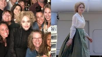 結合《愛麗絲夢遊仙境》與《彼得潘》的前傳電影!安潔莉娜裘莉主演最新奇幻童話《Come Away》,金髮造型曝光