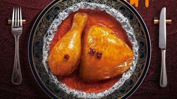 愛吃辣的人快來大口啃雞!微辣微麻又多汁,肯德基推出全新「川麻椒香紙包雞」口味