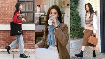跟著韓妞這樣穿!透過十款秋冬穿搭彙整,讓你輕鬆擁有暖意濃厚的時髦#OOTD!