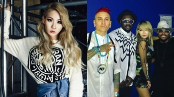 CL聯乘黑眼豆豆回歸!單曲MV〈Dopeness〉氣勢超炸,這就是女王的饒舌~