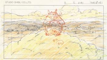 龍貓、千尋、霍爾都來囉!1,400幅手稿完整曝光!《吉卜力動畫手稿展》台北展出世界巡迴最終站