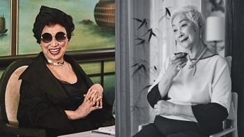 致華語影壇的經典偶像—潘迪華、盧燕