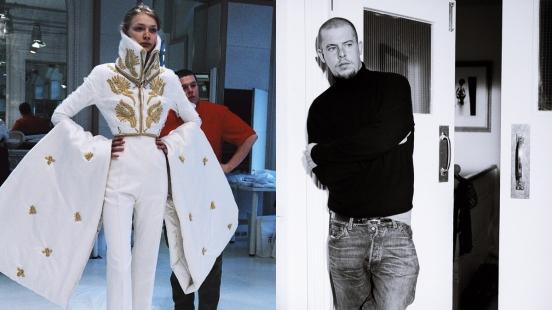 《時尚鬼才:McQueen》跟暗黑死神打交道的寂寞頑童鄰居