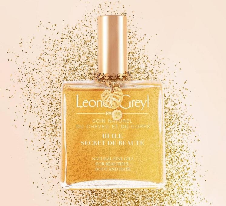 品牌成立50周年,Leonor Greyl黎諾與法國手工珠寶品牌Gas Bijoux合作設計推出24K法式閃耀金葉手鍊,推出布荔蒂密緻精華油(50周年限量包裝版)