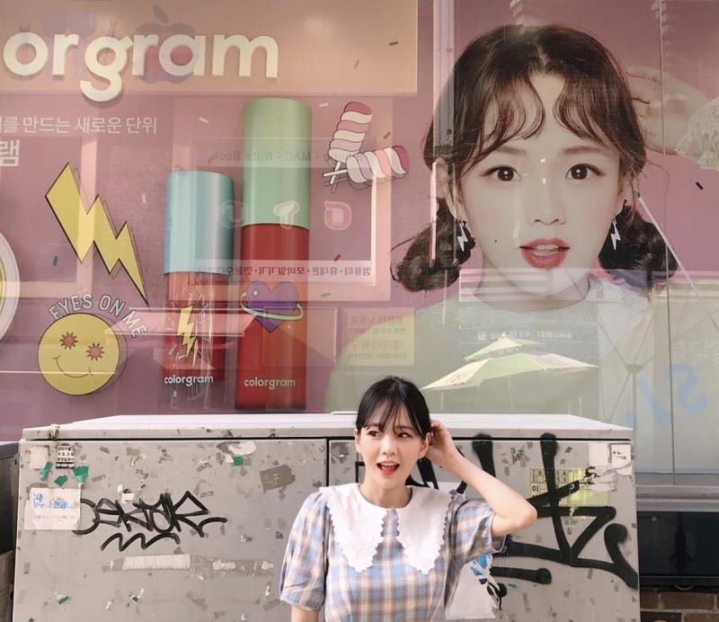 由粉絲超過70萬的韓國知名網紅yeondukong代言的colorgram代言,一上市就熱賣爆紅