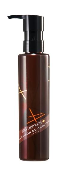 shu uemura植村秀2018梅森巧克力聖誕彩妝全能奇蹟金萃潔顏油150ml,NT1,450