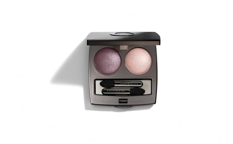香緹卡Chantecaille2018聖誕彩妝璀璨奢華雙色眼彩盤,NT2,500