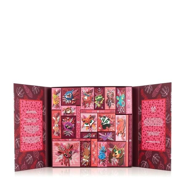 THE BODY SHOP魔法森林麋鹿原裝禮盒,NT5,980