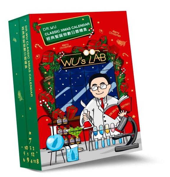 DR.WU聖誕倒數日曆,NT1,688