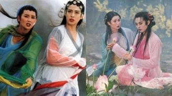 港片絕世經典!王祖賢、張曼玉主演《青蛇》上映25週年,記錄下女神最完美的樣子~