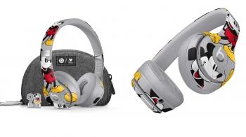 這款耳機我要了!以米奇的耳朵頭飾為靈感,Beats攜手迪士尼推出米奇90周年限量聯名耳機
