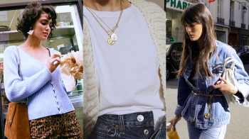 Follow她們的IG準沒錯!歐洲女人秋冬必備的9款時髦單品,讓你也能輕鬆穿出迷人雅緻韻味!