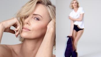 這才是真正的女神啊!莎莉賽隆五度完美詮釋迪奧J'adore新香水廣告 ,耀眼女性魅力不斷迸發的秘密是…