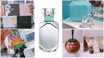 【2018聖誕彩妝Part10】香氛再出擊!Tiffany & Co.超大鑽石香氛禮盒、SABON暮光森林彩球掛飾、Prada香氛熊吊飾太夢幻