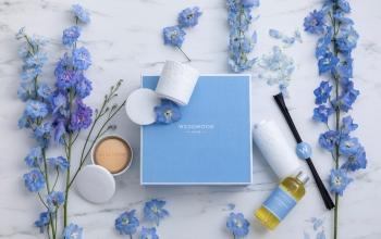 英倫控錢包準失守 Wedgwood推出全新生活香氛  室內擴香、香氛蠟燭、香氛皂 完美詮釋英倫花園獨特內涵