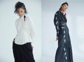 擅長整合藝術、美學、網路熱議話題的JENN LEE,展現出全方位女裝品牌高度