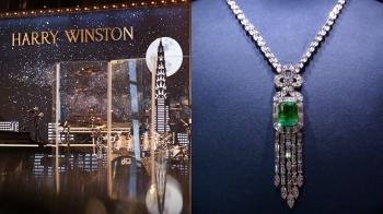 紐約夜景、中央公園、上西城街道⋯美景全都收進Harry Winston海瑞溫斯頓New York Collection 頂級珠寶作品系列中