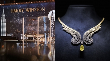 霓虹夜景、中央公園、上西城街道⋯紐約無敵美景全都收進Harry Winston海瑞溫斯頓New York Collection 頂級珠寶作品系列中