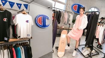三層樓讓人逛到欲罷不能!Champion台灣第一家旗艦店正式進駐西門町