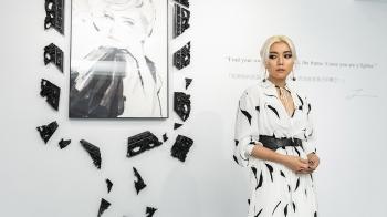 視覺藝術家Jing You個展《因妳為戰士》,為朝著夢想前進的你打氣!