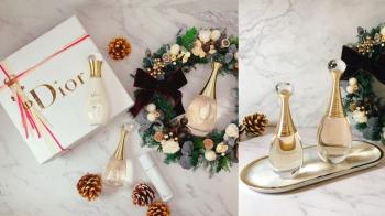 打動女人心的超浪漫聖誕禮!J'adore精萃香氛禮盒傳遞最暖心祝福