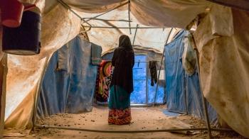 只盼有一日,能重返摩蘇爾家園—嫁給ISIS的女人們