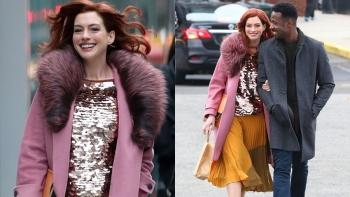《曼哈頓戀習曲》導演執導!光是造型就讓人超期待,女神安海瑟薇加盟演出Amazon全新愛情影集《Modern Love》