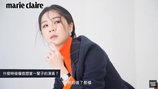 天分只能用到30歲!劇場女神謝盈萱,演員要清楚自己的體質