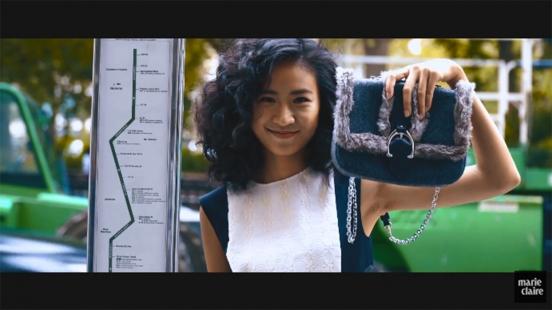 Longchamp Amazone 全新包款,讓9m88為你示範使用說明!