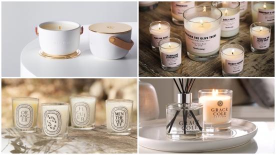 溫暖的冬日香氣靈感,在房間加入這4個香氛蠟燭品牌,讓生活質感大加分!