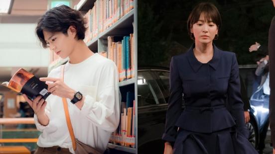 遇見你,一切都變美好了!朴寶劍、宋慧喬合作新戲《男朋友》,11月29日浪漫登場!