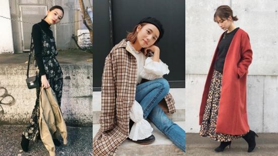 穿出日本女孩的甜美、文藝、恬靜...五大著裝關鍵,輕鬆掌握日系#OOTD!