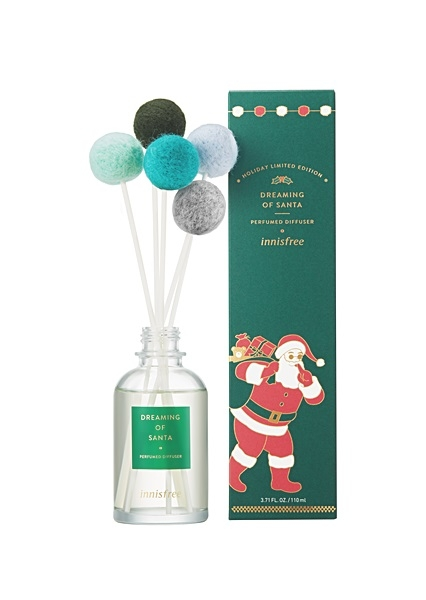 2018 綠色聖誕 聖誕老人居室純粹香頌110g,NT800