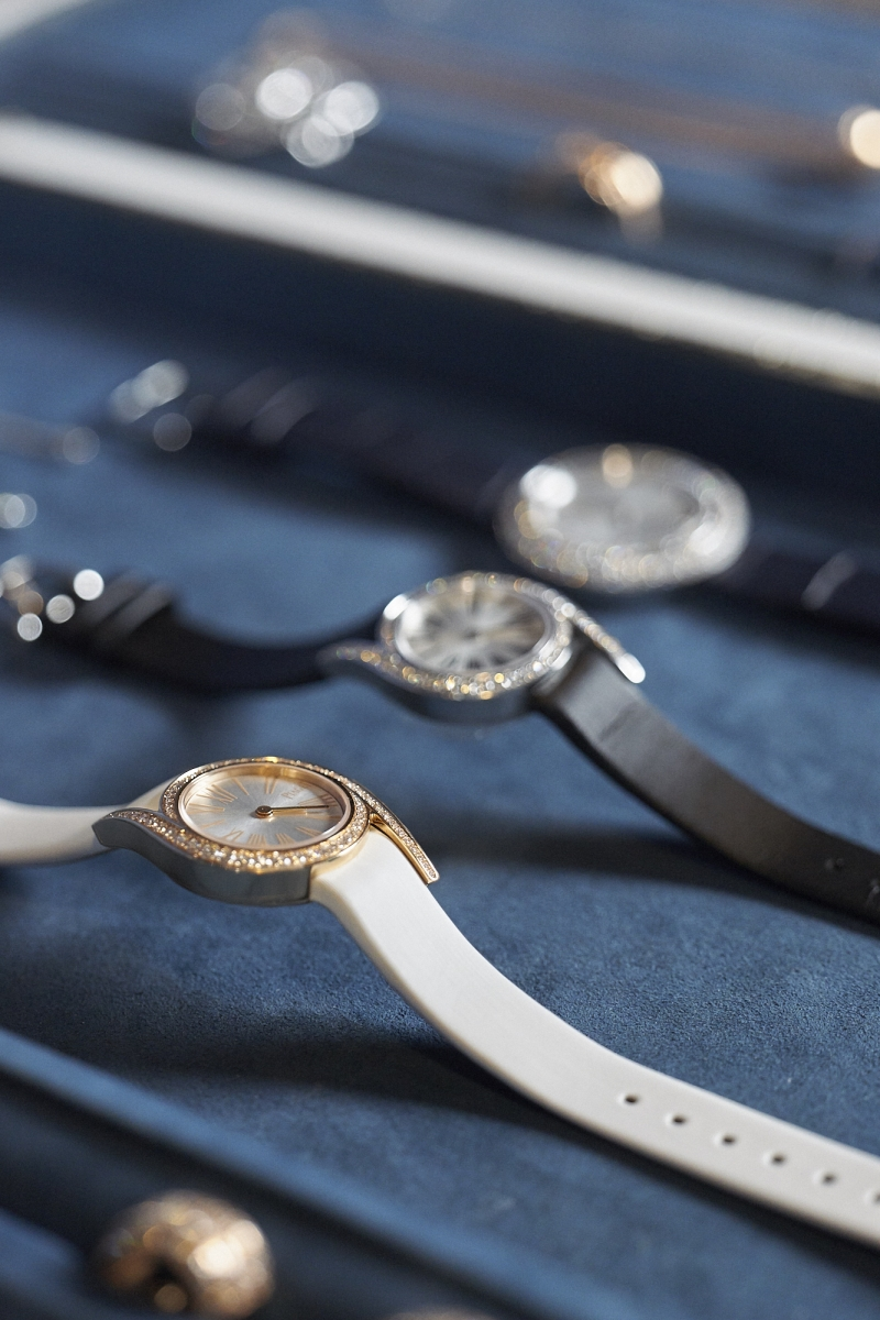 金馬55榮耀時刻拍攝花絮2_Piaget Limelight Gala watches(圖片來源:由Piaget 提供)