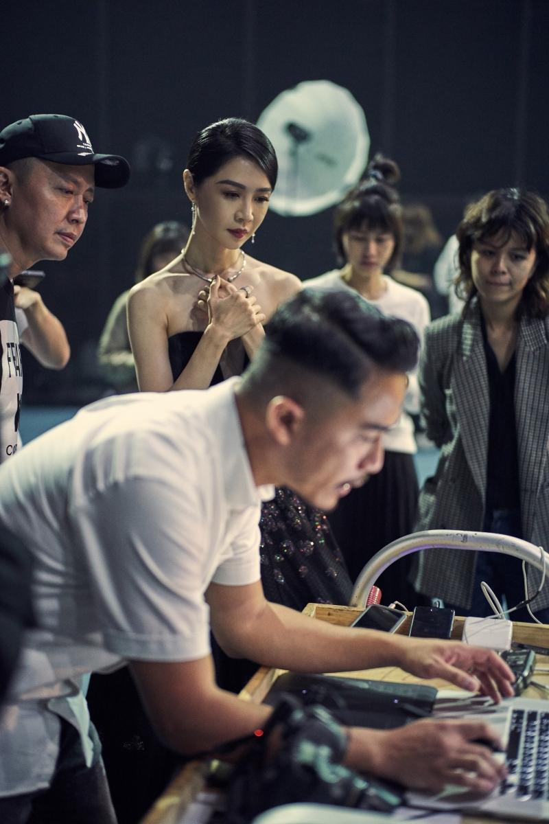 金馬55榮耀時刻拍攝花絮5_謝盈萱(圖片來源:由Piaget 提供)