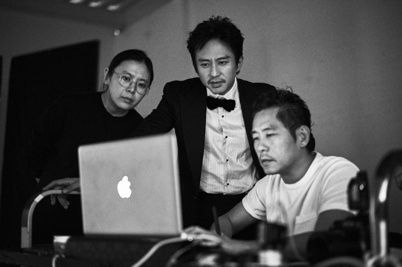 金馬55榮耀時刻拍攝花絮7_鄧超(圖片來源請註明:由Piaget 提供)