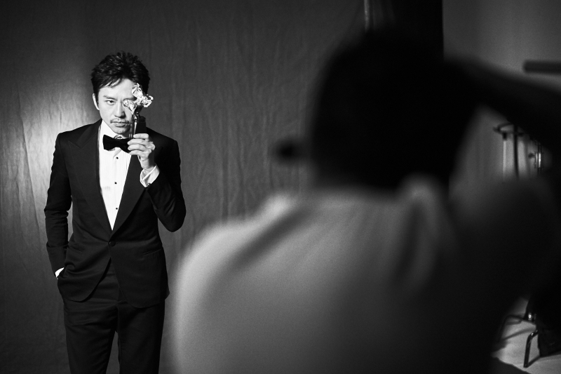 金馬55榮耀時刻拍攝花絮8_鄧超(圖片來源:由Piaget 提供)