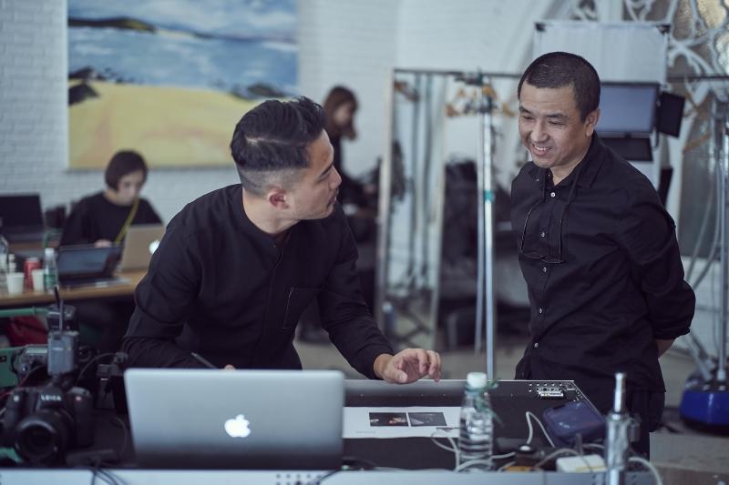 金馬55榮耀時刻拍攝花絮13_婁燁(圖片來源:由Piaget 提供)