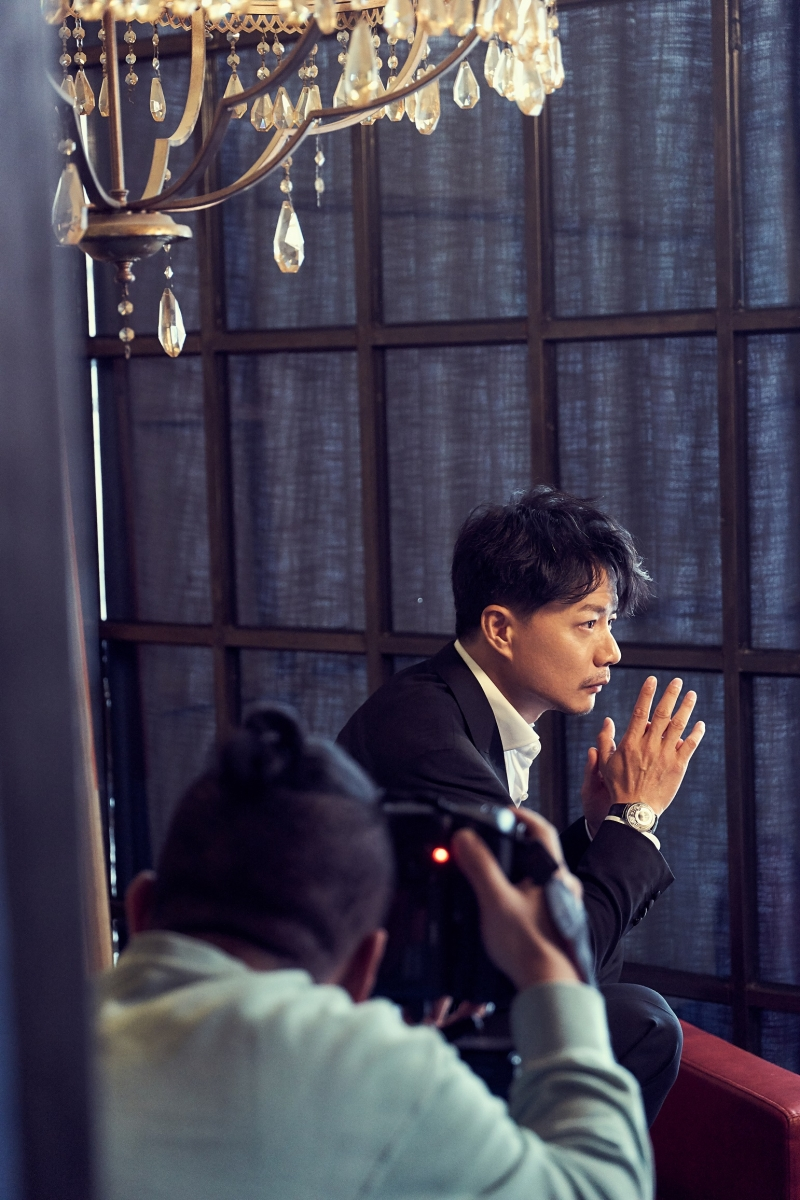 金馬55榮耀時刻拍攝花絮11_段奕宏(圖片來源:由Piaget 提供)